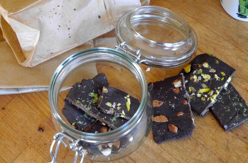 Homemade Raw Chocolate-Tried & Tested
