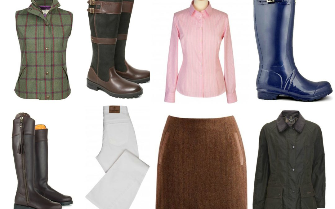 What to wear-CLA Game Fair