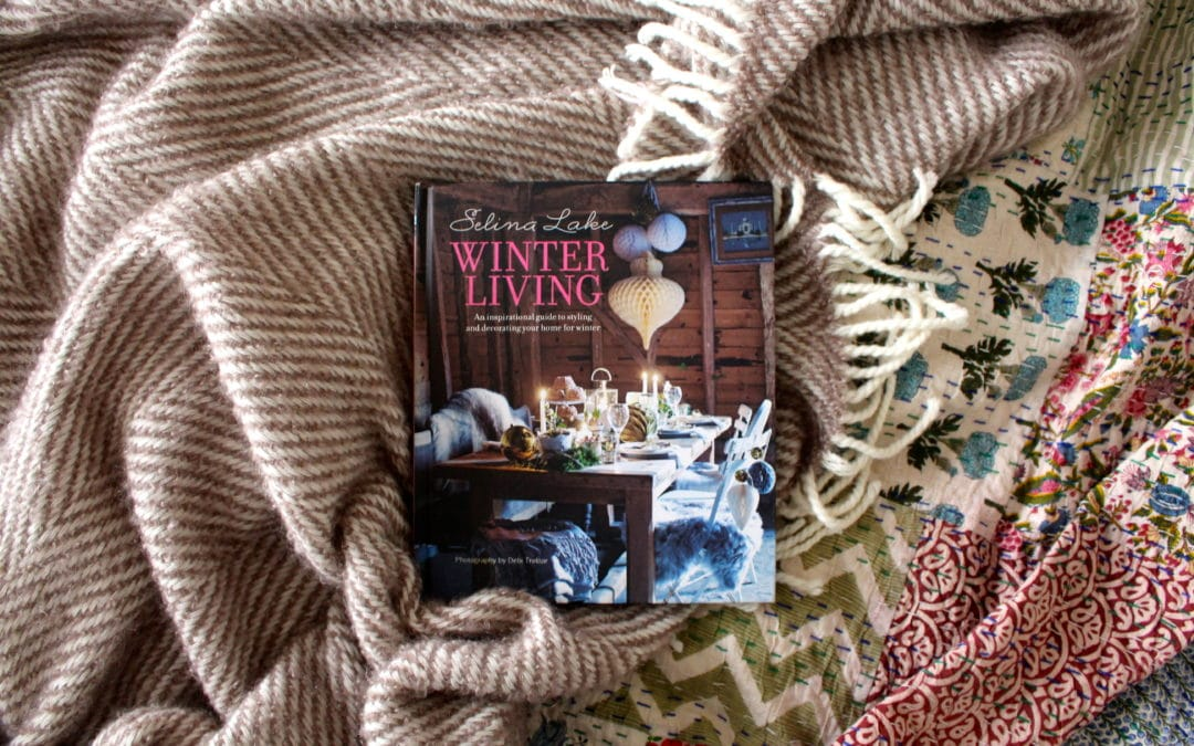 Selina Lake's Winter Living-Interiors Book Review