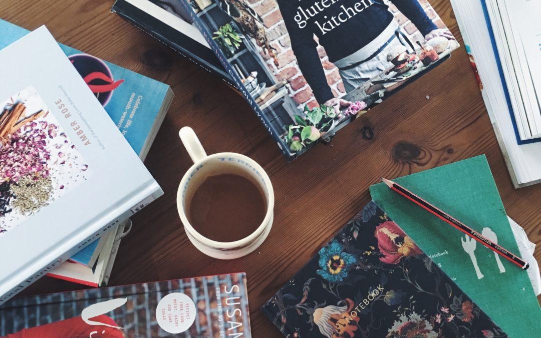 My Gluten Free Journey-Habits, Cookbooks & Health