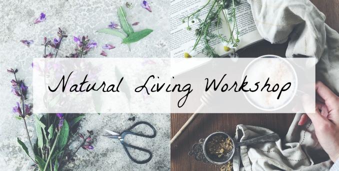 slow living blog workshop natural