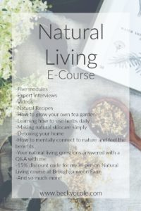natural living course