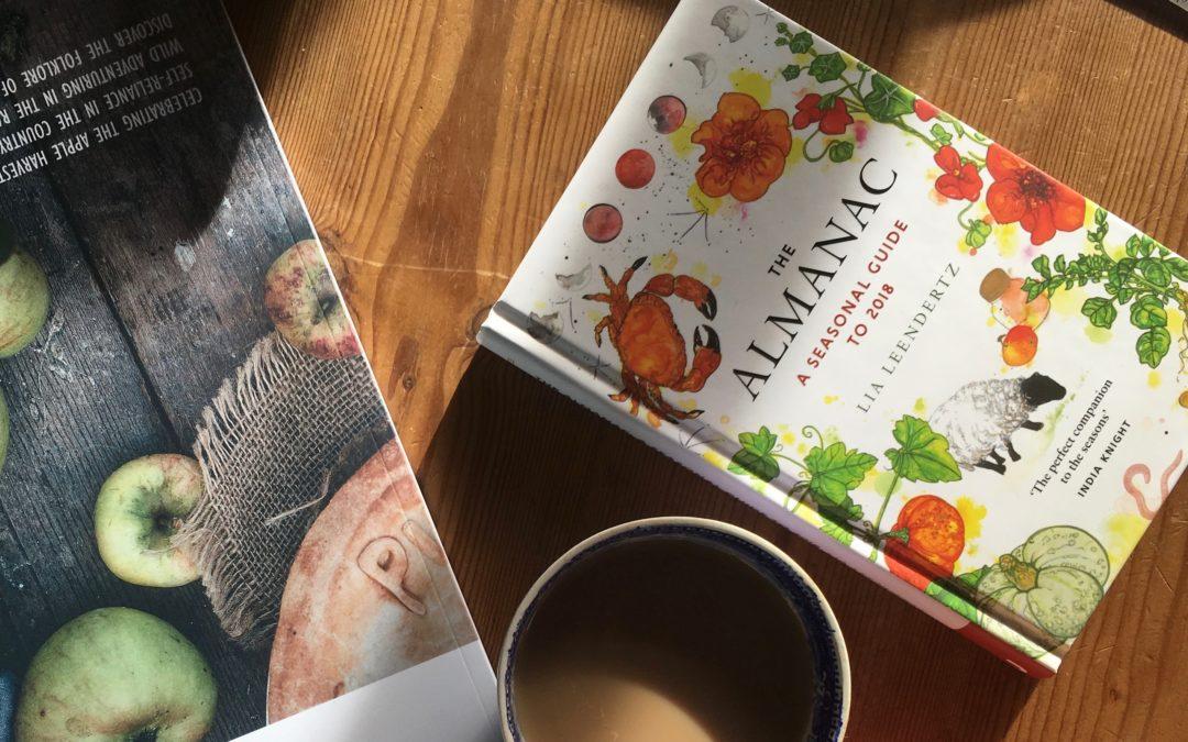 Living a Seasonal Life-Interview with Lia Leendertz