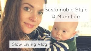 sustainable style must have baby toy slow vlog