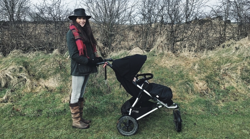 all terrain pushchair mountain buggy urban jungle