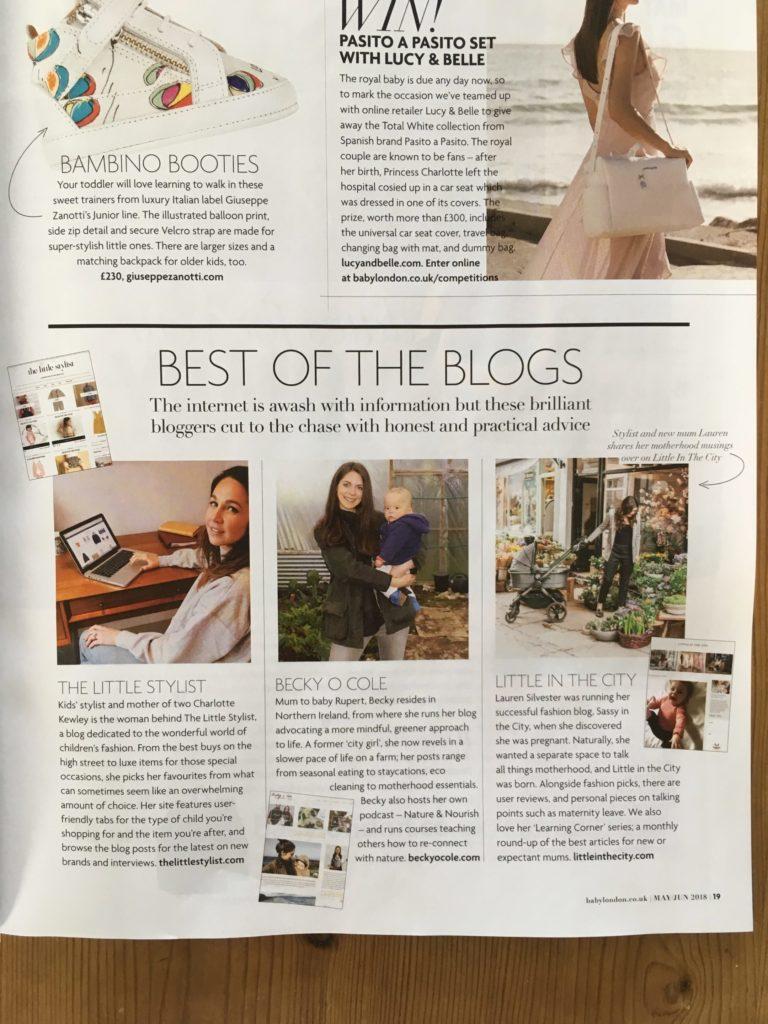 baby london bloggers mum blogs uk