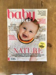 baby london magazine bloggers