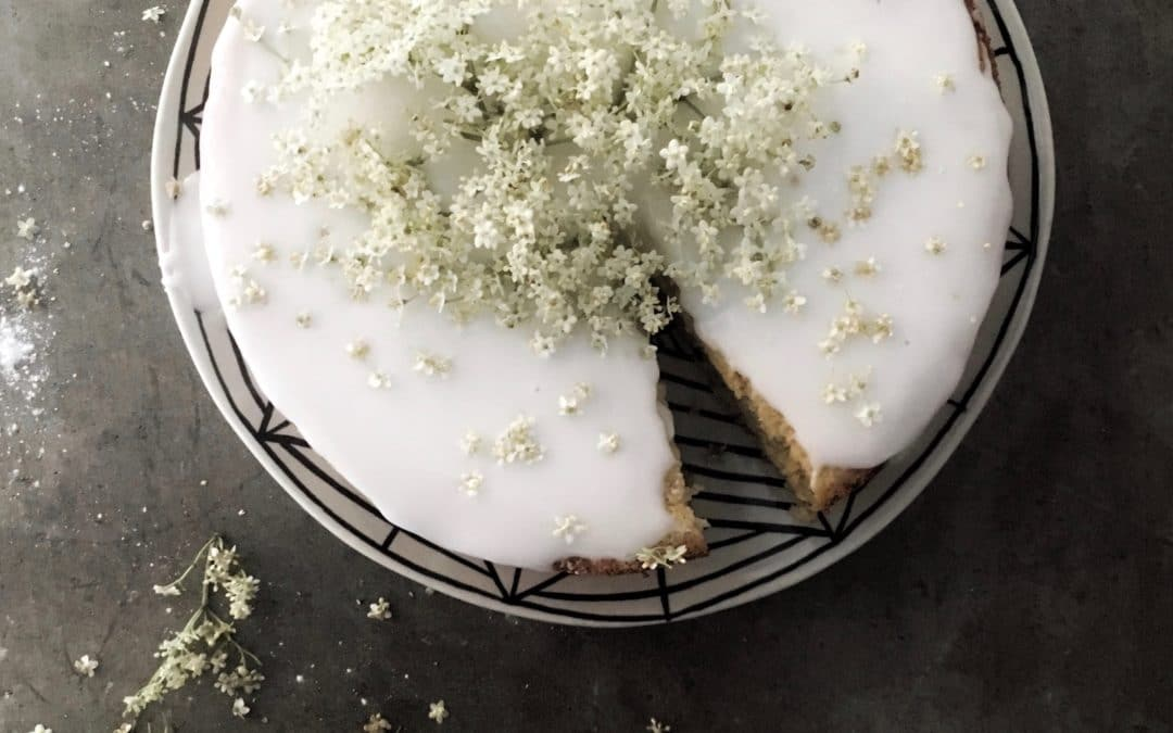 Elderflower Cake Recipe