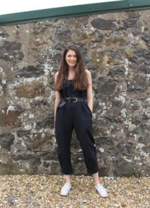 stalf jumpsuit belted
