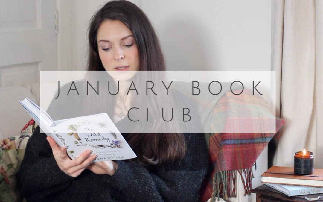 January Book Club-The Wild Remedy by Emma Mitchell
