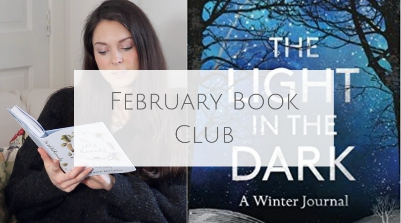 February Book Club-The Light in the Dark by Horatio Clare