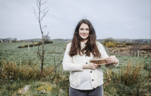 foraging northern ireland becky cole forager spring farm