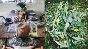 spring rituals waldorf homesteading spring