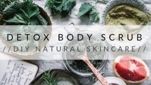 diy body scrub natural scrub recipe salt scrub recipe