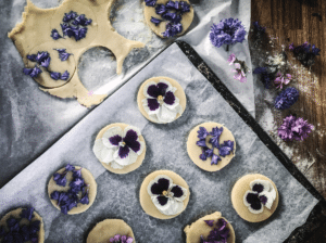guide edible flowers 1