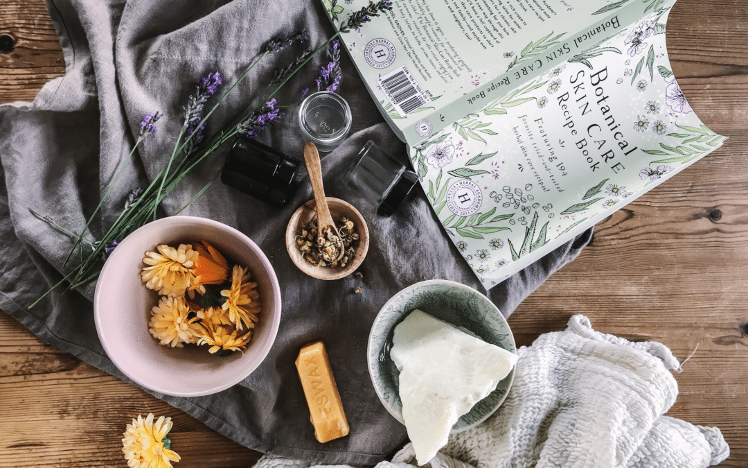 Herbal Academy Botanical Skincare Course Review