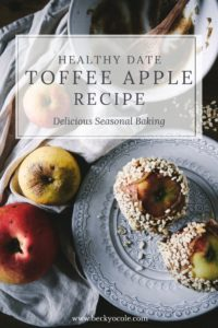healthy-toffee-apple-date-caramel-healthy-festive-pinterest