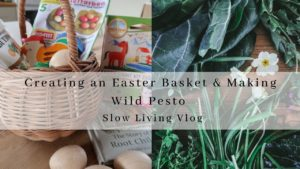 making easter basket ethical sustainable