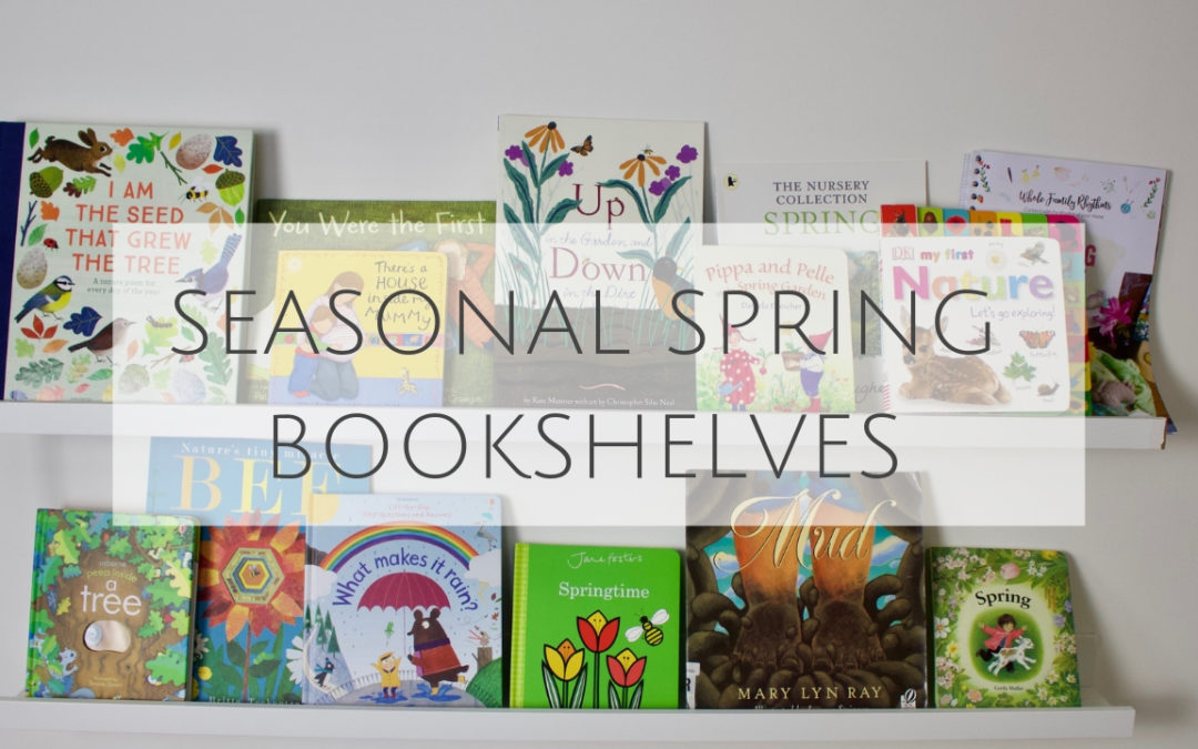 seasonal toddler books spring baby books
