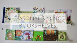seasonal toddler books spring baby books