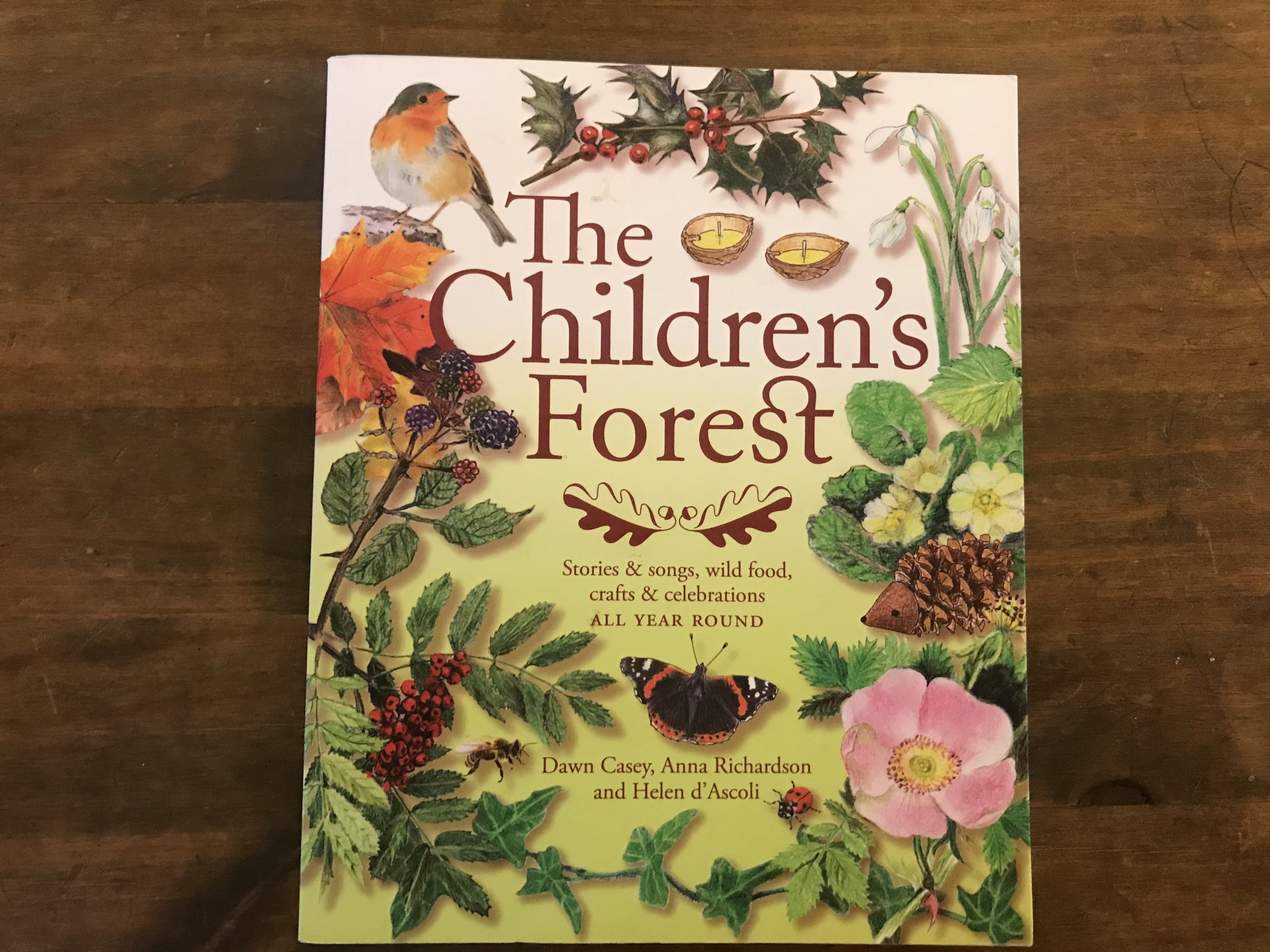 childrens forest book review