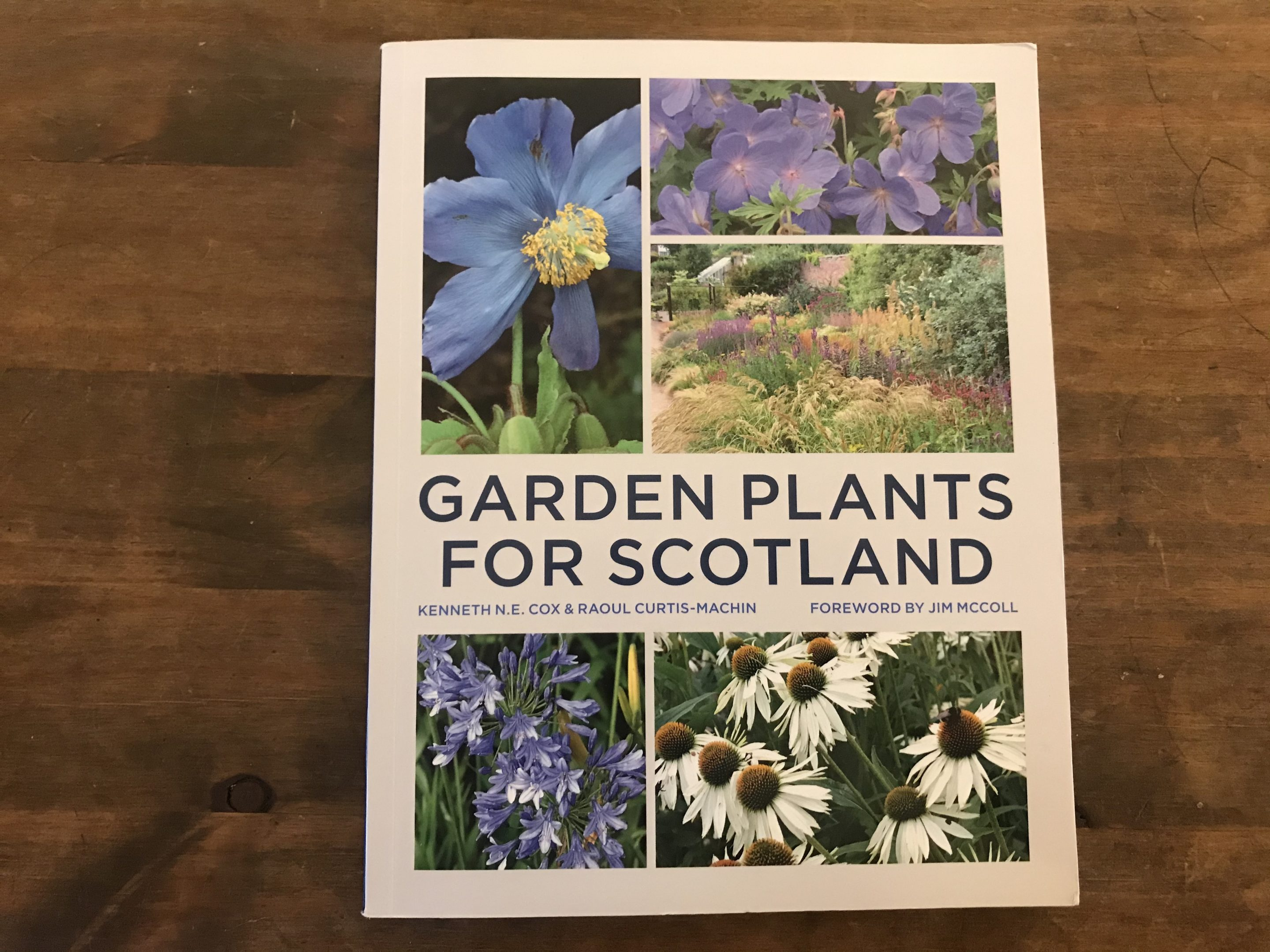 garden plants for scotland book review