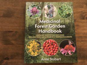 medicinal forest garden handbook anne stobart review